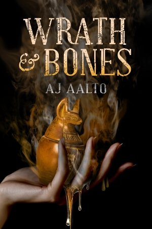 Wrath & Bones (The Marnie Baranuik Files, Volume 4)
