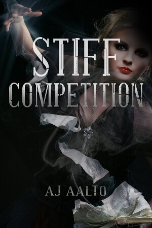 Stiff Competition: A Marnie Baranuik Between The Files Story