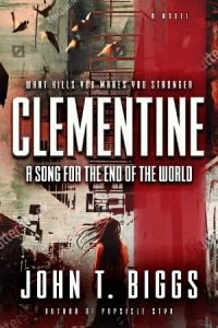 Cover: Clementine: A Song for the End of the World