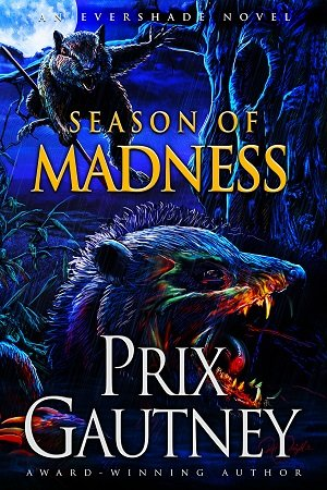 Book - Season of Madness