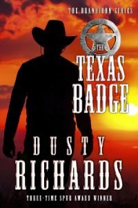 The Texas Badge cover