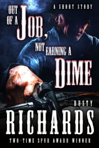 Cover - Out of a Job, Not Earning a Dime