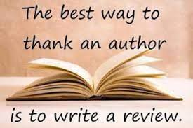Thank an author. Leave a review.