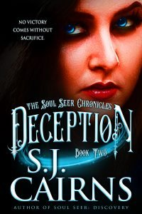 Book Cover: Deception: Soul Seer #2