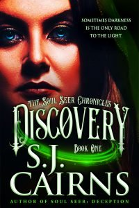 Book Cover: Discovery: Soul Seer Chronicles #1