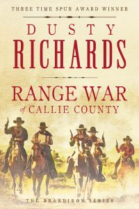 Cover: Range War of Callie County