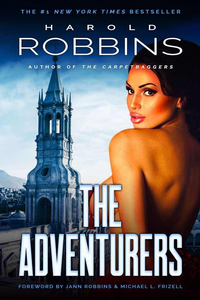 Cover: The Adventurers