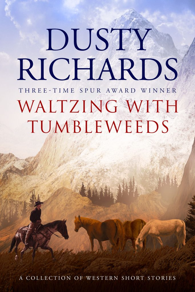 Cover: Waltzing with Tumbleweeds: A Collection of Western Short Stories Read My rating: 1 of 5 stars 2 of 5 stars 3 of 5 stars 4 of 5 stars [ 5 of 5 stars ] PreviewWaltzing with Tumbleweeds
