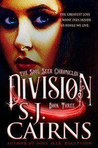 Cover: Division - Soul Seer Chronicles #3)