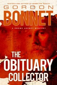 Cover: The Obituary Collector