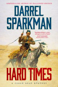 Cover: Hard Times by Darrel Sparkman