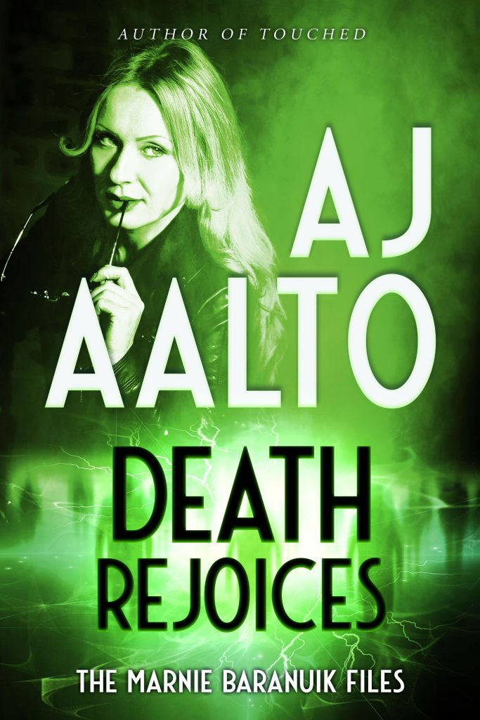 Cover: Death Rejoices