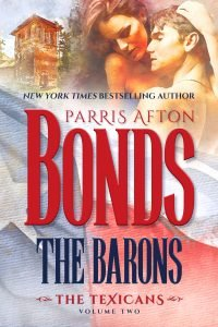 Cover of The Barons by Parris Afton Bonds