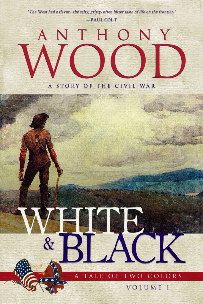 Book Cover: White and Black