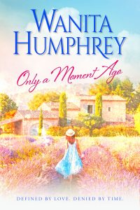 Book Cover: Only A Moment Ago